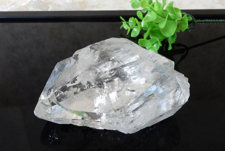 ヒマラヤ産レインボーエレスチャルクォーツの原石-0