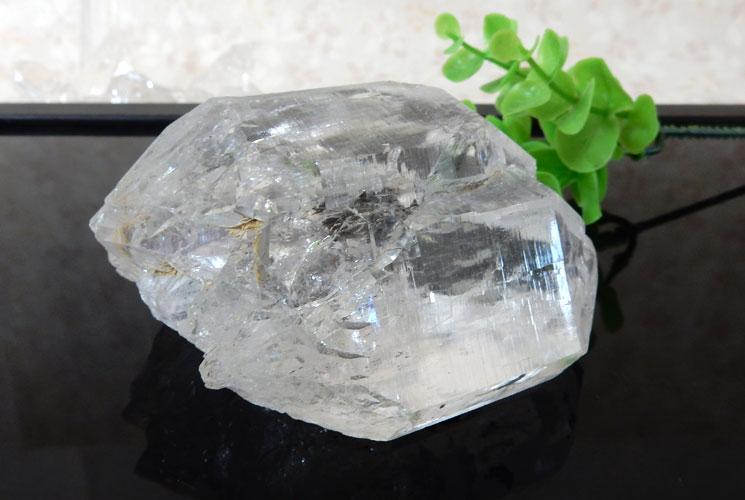 ヒマラヤ産レインボーエレスチャルクォーツの原石