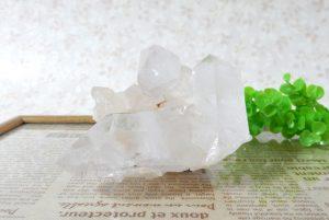 ヒマラヤ産水晶のクラスター(16-gs0213-02)