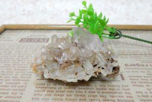 ヒマラヤ産水晶のクラスター(16-gs0401-01)
