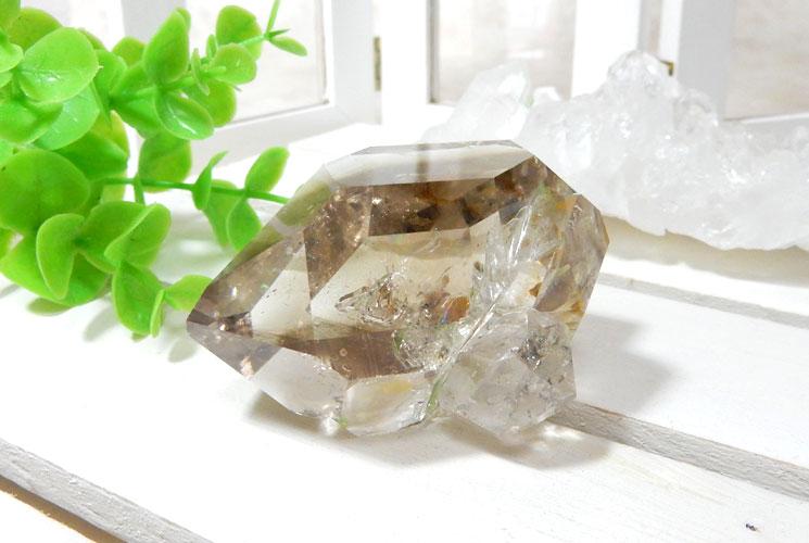 ハーキマーダイヤモンドの原石-3