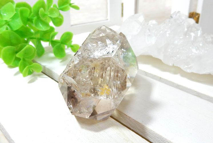 ハーキマーダイヤモンドの原石-6