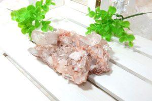 ヒマラヤ・マニカラン産水晶のクラスター(16-gs1012-02)