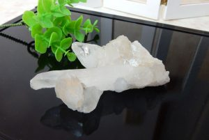 ヒマラヤ・マニカラン産の水晶クラスター(16-gs1024-01)