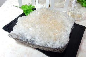 四川省産水晶のビッグクラスター(16-gs1106-02)