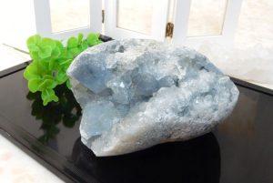 マダガスカル産セレスタイトの原石(17-gs0101-17)