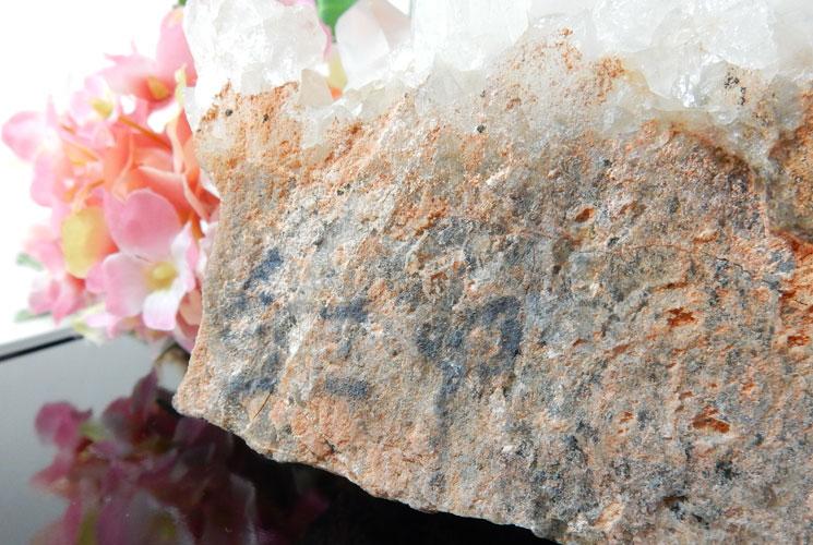 【特価品】ヒマラヤ・マニカラン産の水晶クラスター-4