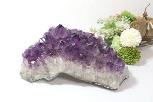 ブラジル産アメジストの原石(18-gs1129-01)