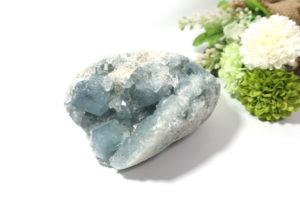 マダガスカル産セレスタイトの原石(18-gs1129-02)
