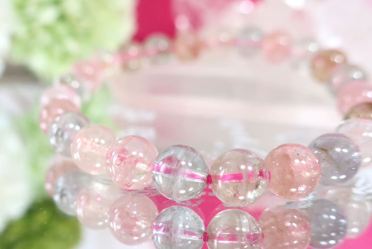 【2019福袋】パワーストーンと天然石アクセサリーのハッピーセット No.015-3