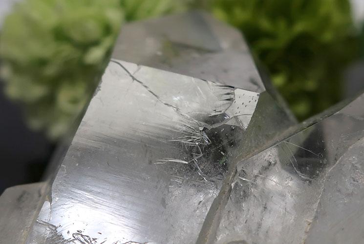 ブラジル産水晶クラスター-5