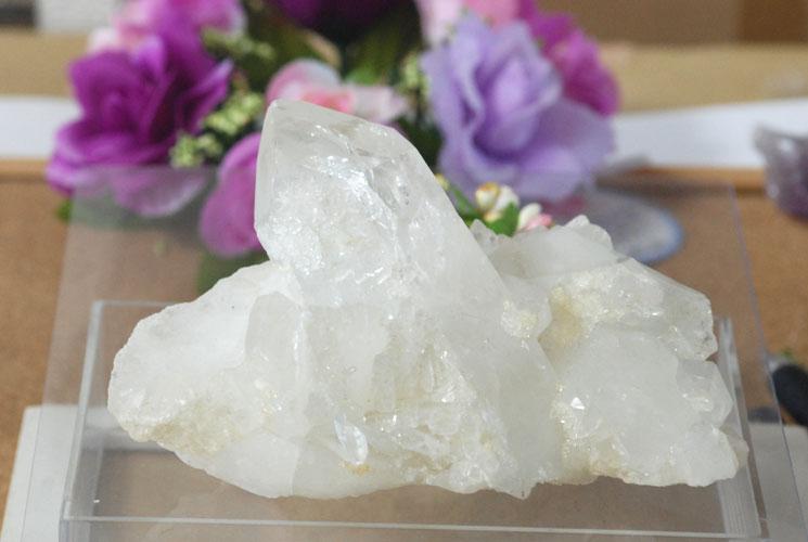 【ブラジル産】水晶クラスター 069