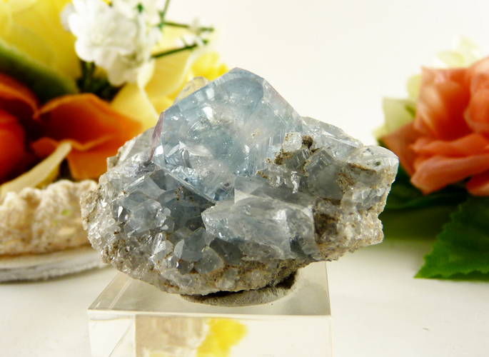 セレスタイト原石 004-2
